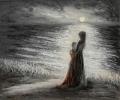 Nacht am Meer